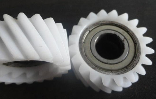 Gear And Bevel Gear