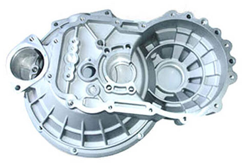 Die Casting Part And Mold