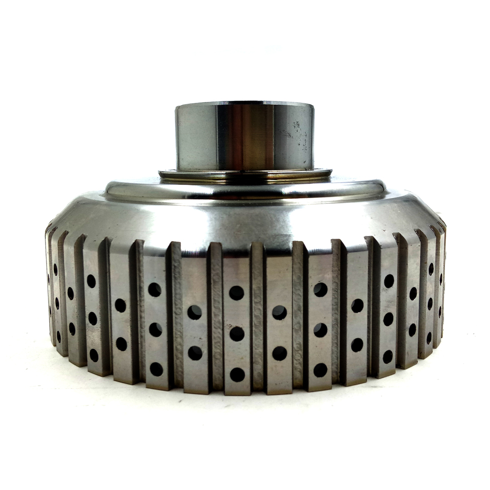 4 Axis CNC Center Machine Parts Machine Alloy Steel Metal Parts
