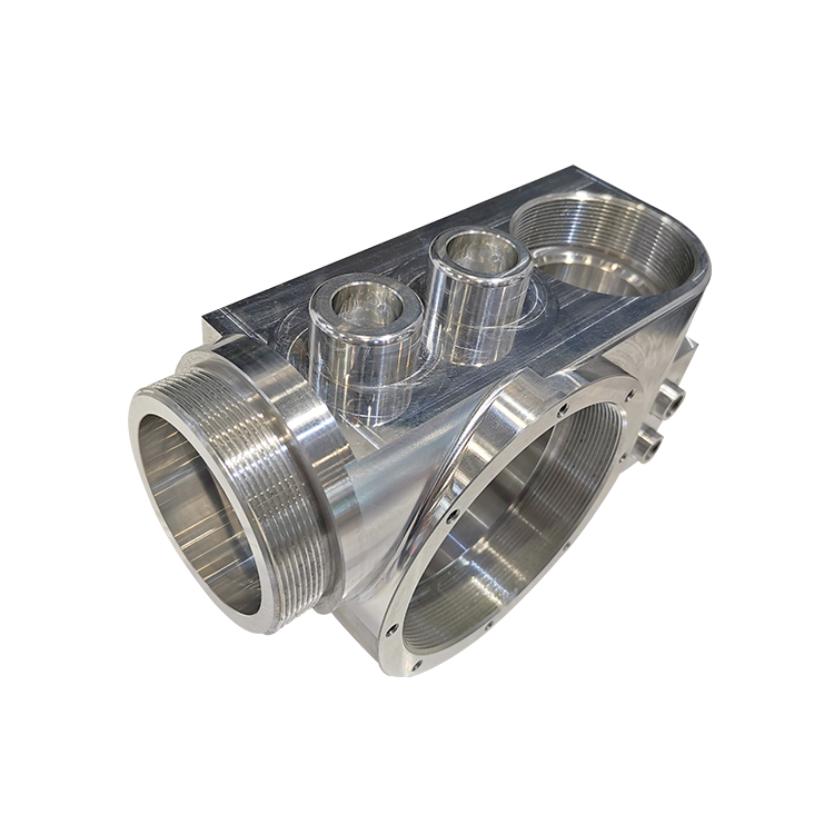 Aluminum Alloy Parts 3 Axis 4 Axis 5 Axis CNC Machining Custom Metal Fabrication Service