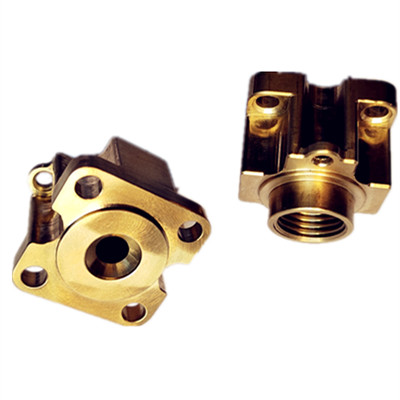 Machinery Industrial Parts Tools, High-accuracy Brass CNC Turning OEM / ODM Auto Parts Electromechanical products